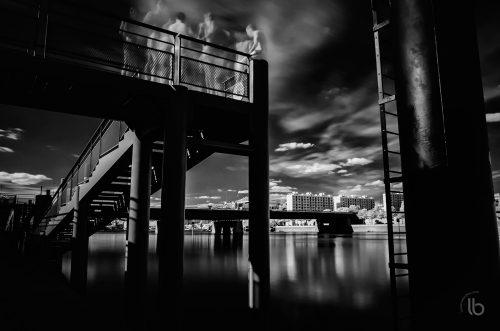Laurence Bichon - Photo infrarouge avec le ricoh GRII