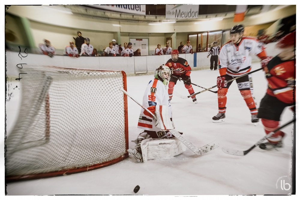 hockey nf2 meudon vs amneville par laurence bichon, photographe freestyle
