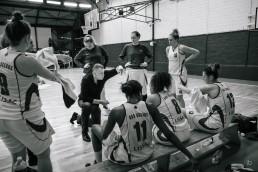 projet #allezlesfilles - basketball feminin nf1 asa sceaux vs la glacerie par laurence bichon
