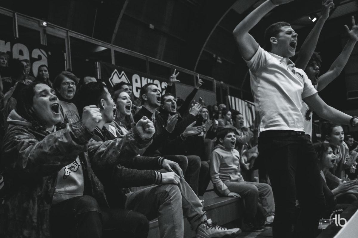 projet #allezlesfilles - basketball feminin nf3 stade francais vs orly par laurence bichon