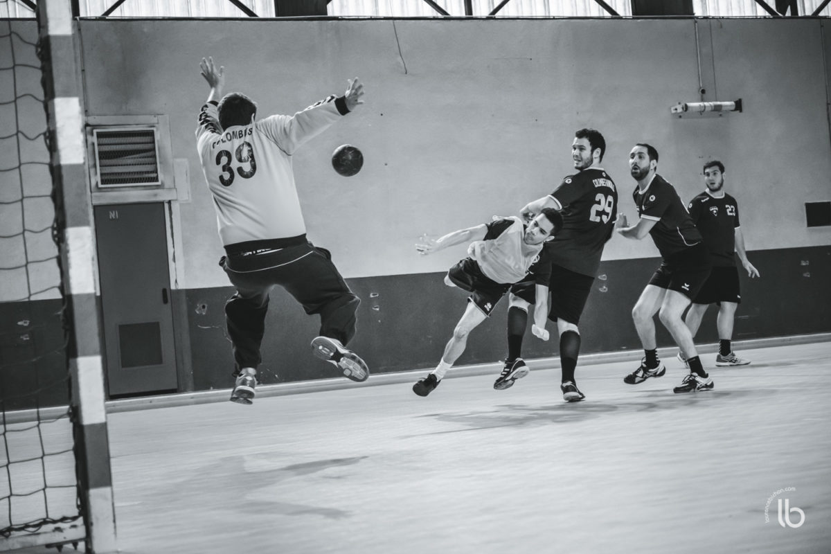 handball - meudon vs colombes - laurence bichon #sport, photographe freestyle