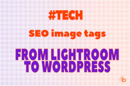 A SEO WordPress plugin for Lightroom photographers