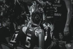 projet #allezlesfilles - basketball lfb mondeville rencontre flammes carolo ardennes par laurence bichon