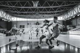 projet #allezlesfilles - basketball nf2 mondeville Espoirs rencontre Tregueux par laurence bichon