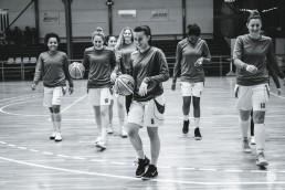 projet #allezlesfilles - basketball nf1 Sceaux rencontre Nantes Espoir par laurence bichon
