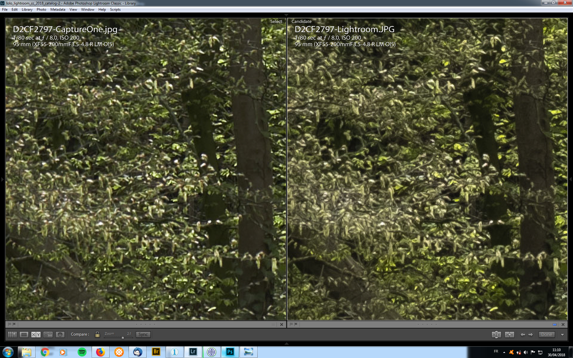 Laurence Bichon - Fuji XT-2 Raw & worm effect why I chose Capture One.