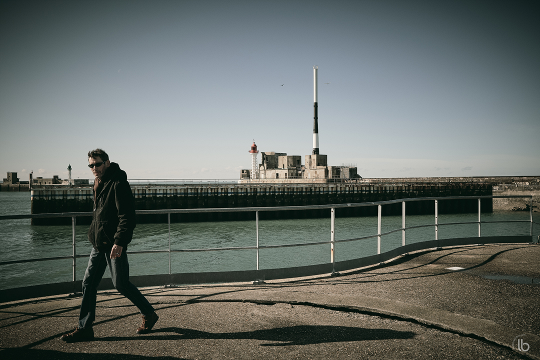 Streetphotography in Le Havre, Normandy by Laurence Bichon