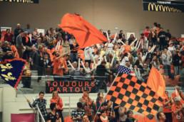 projet #allezlesfilles - basketball lfb Bourges rencontre Charleville-Mezieres par laurence bichon