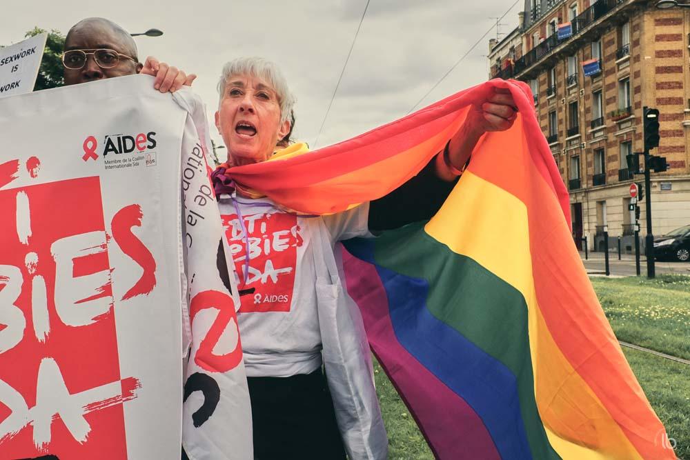 gaypride 2019 saint-denis - by laurence bichon - marche des fiertés