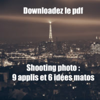 pdf shooting photo : 9 applis et 6 idées matos by laurence bichon