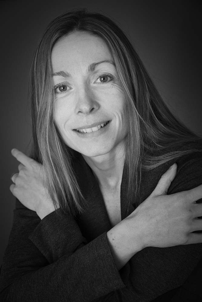 photo pro - laurence bichon photographe meudon  – portrait pro noir et blanc 1