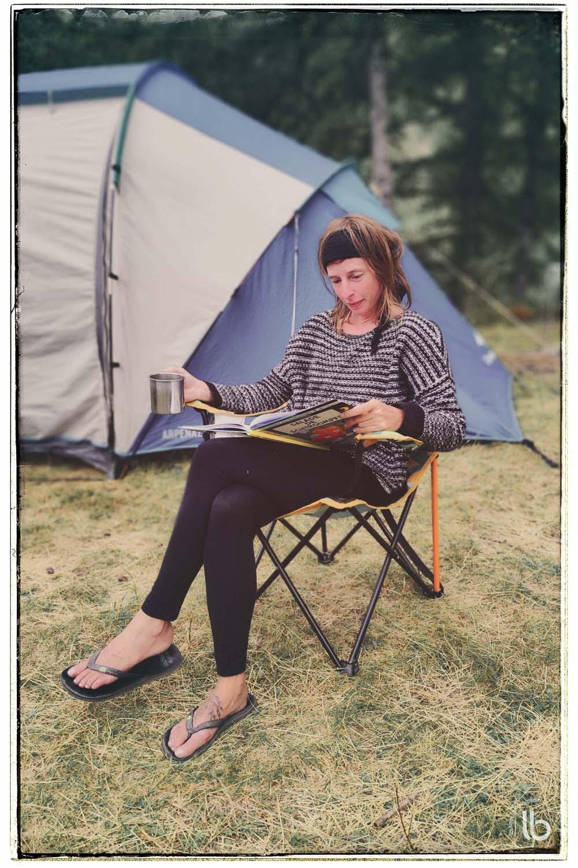Serie de portraits dans le Queyras par Laurence Bichon Photographe