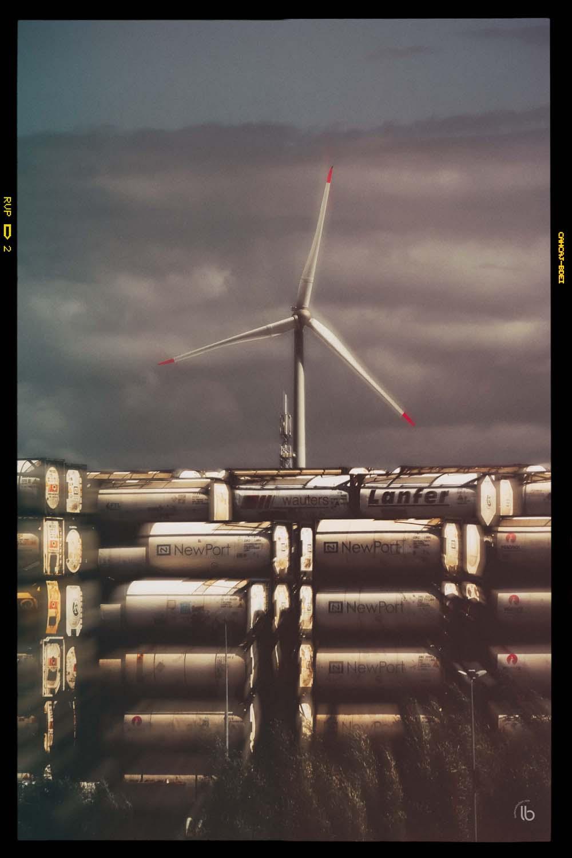 Docks d'Anvers  - laurence bichon photographe
