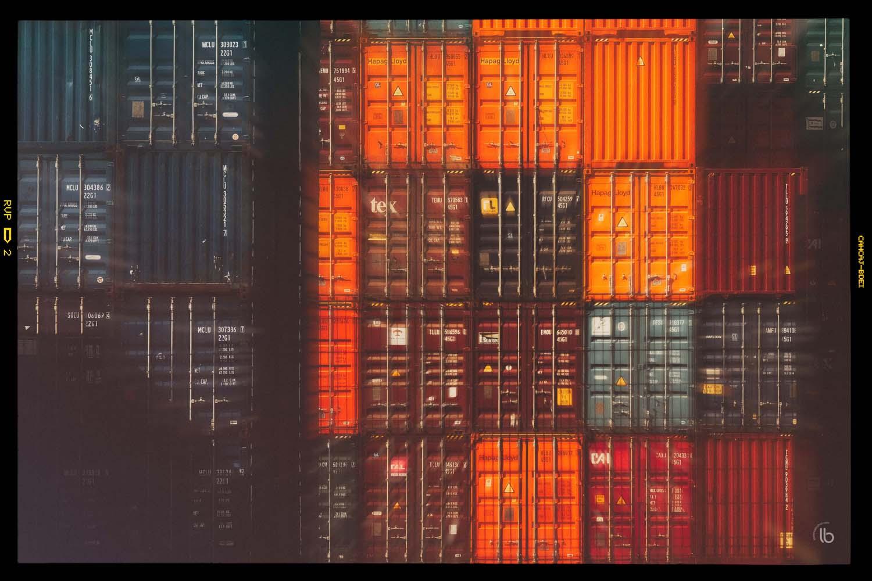 Couleurs des containers - laurence bichon photographe
