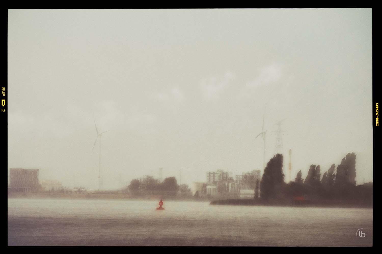 orage d'été au port d'Anvers - laurence bichon photographe
