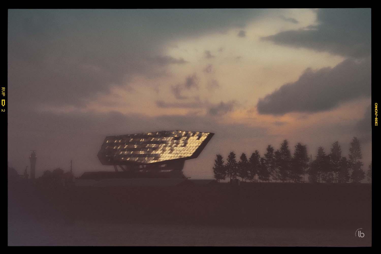 La maison du port à Anvers  - laurence bichon photographe