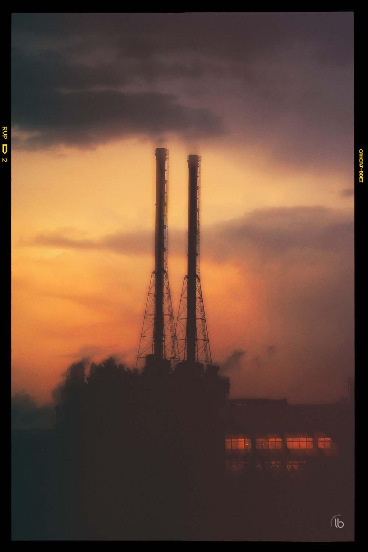 Les cheminées jumelles - laurence bichon photographe