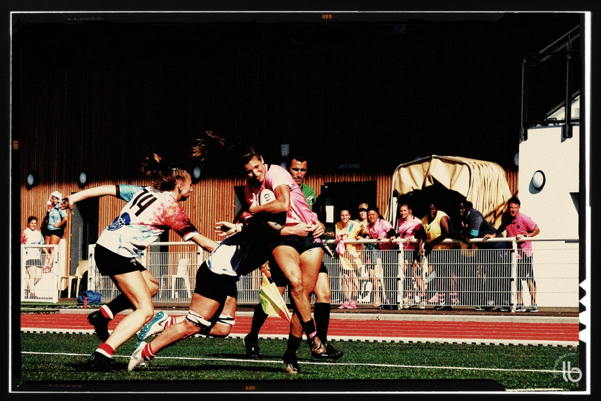 #allezlesfilles project - rugby feminin - Stade Français - Chilly-Mazarin - Laurence Bichon Photographe