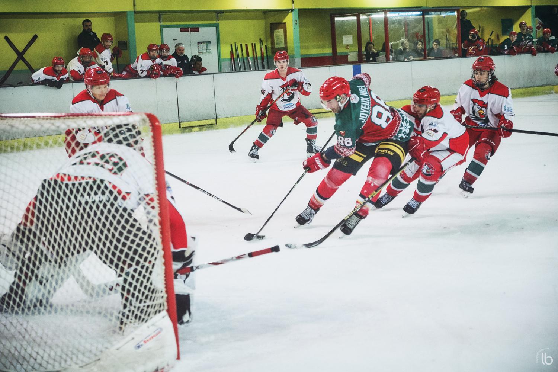 Dernier match de hockey de 2019 à Meudon par laurence bichon photographe