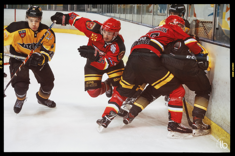 hockey sur glace - cometes de meudon - rouen 2 - laurence bichon photographe de sport