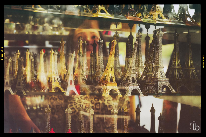 La tour Eiffel à Paris par laurence bichon photographe