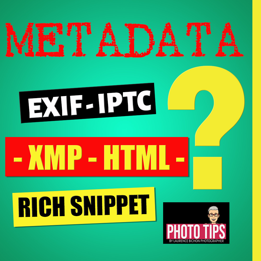 Featured image of the artice : What is photo metadata : where is it, and how to use it ?